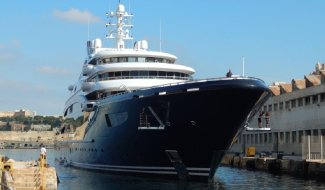 YACHTS SERVICED BY OUR MEMBERS malta, Super Yacht Industry Network Malta malta