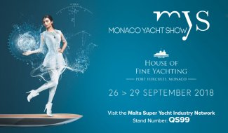 VISIT OUR STAND AT THE MONACO YACHT SHOW 2018 malta, Super Yacht Industry Network Malta malta