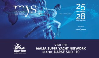 VISIT OUR STAND AT THE MONACO YACHT SHOW 2019 malta, Super Yacht Industry Network Malta malta