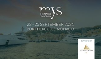30th Anniversary of Monaco Yacht Show now confirmed for September 2021 malta, Super Yacht Industry Network Malta malta